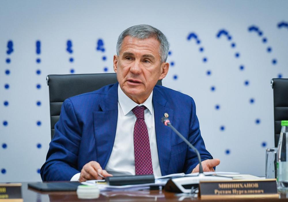 Очередное заседание Попечительского совета Инвестиционно-венчурного фонда РТ прошло на Российском венчурном форуме