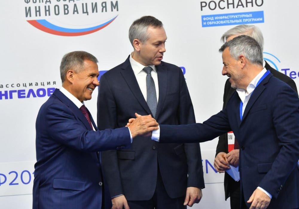 Российский венчурный форум начал работу